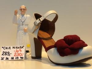 pope shoe